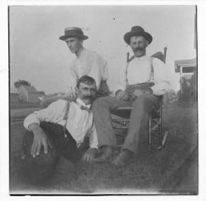 Wambsganss, George M. Schumm, Stephen E. Germann.