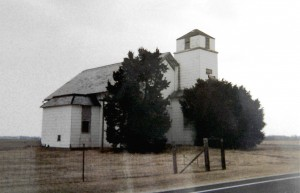 East Bethel Church, Blackcreek Township, Mercer County, Ohio.