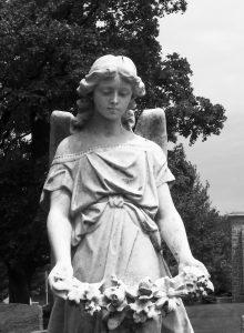 Green Lawn Cemetery, Wapakoneta, OH. (2013 photo by Karen)