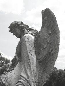 Riverside Cemetery, Geneva, IN. (2014 photo by Karen)