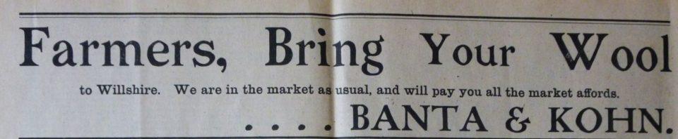 5 May 1904 Willshire Herald