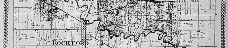 Dublin Township, Mercer County, Ohio, 1900 map.