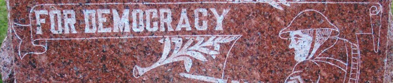 WWI Inscription, Woodlawn Cemetery, Ohio, City, Van Wert County, Ohio.