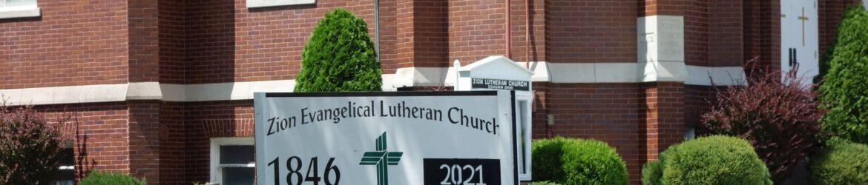 175th Anniversary of Zion Lutheran Church, Schumm, Ohio.
